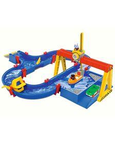 Set de joaca cu apa AquaPlay Container Port