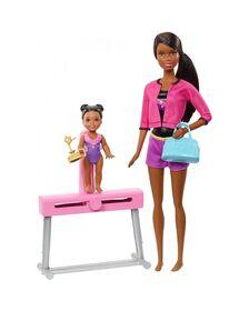 Set Barbie by Mattel I can be Sport 2 papusi cu accesorii FXP40