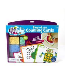 Spuma de modelat Playfoam™ - Invatam sa numaram