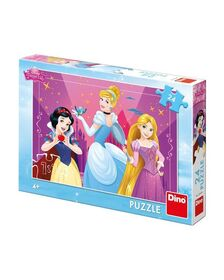 Puzzle - Printese (24 piese)