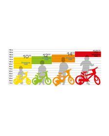 Bicicleta copii 14'' - FROZEN