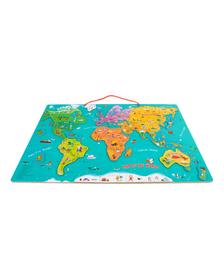 Harta lumii mare