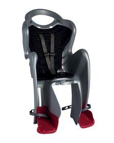 Bellelli Mr Fox Clamp scaun bicicleta pentru copii pana la 22kg - Silver