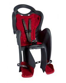 Bellelli Mr Fox Standard B-Fix scaun bicicleta pentru copii pana la 22kg - Dark Grey