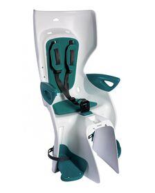 Bellelli Summer Relax B-Fix scaun bicicleta pentru copii pana la 22kg - White Turquoise