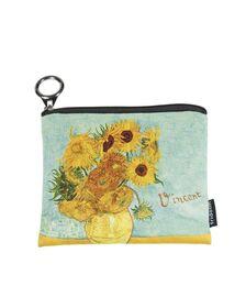 Portmoneu textil Van Gogh Sunflowers